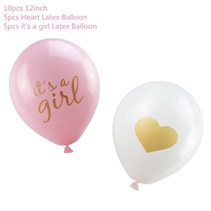 Baby Shower Decorations Set