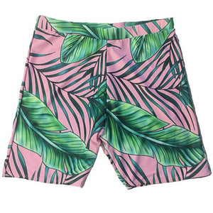 Mother Daughter Dad Son Shorts Swimwear