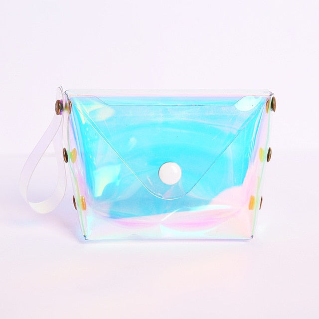 Transparent PVC Coin Purse