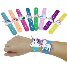 Load image into Gallery viewer, Party Rubber Unicorn Bracelet