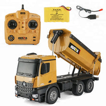 Load image into Gallery viewer, HUINA Toys RC Dump Trucks