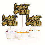 5PC Graduation Cake Insert