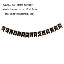 Load image into Gallery viewer, Graduation Party Decorations Sets