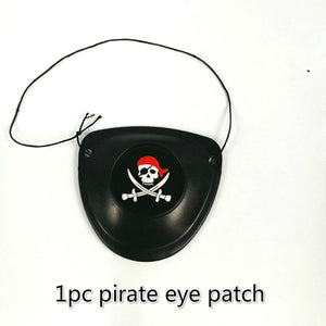 Pirate Decoration/Toy Set