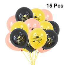 Load image into Gallery viewer, 15Pcs 2019 Graduation Party Latex Balloons