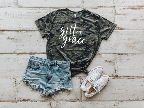 Grit and Grace Lady Tee