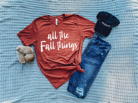 All the Fall Things Tee