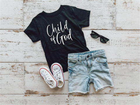 Child of God Little Tee