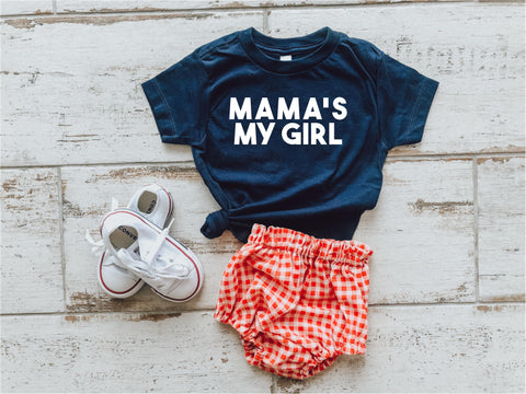 Mama's My Girl Little Tee