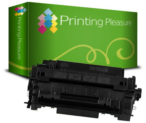 Compatible CE255X Toner Cartridge for HP - Printing Pleasure
