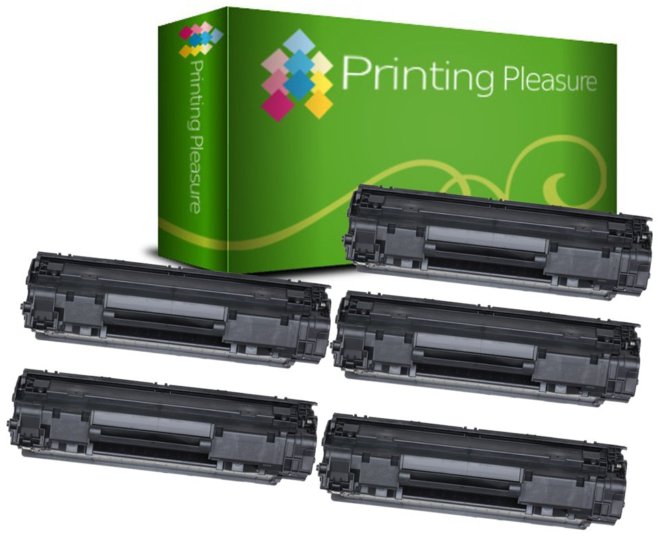 Compatible Canon CRG 725 Toner Cartridge for Canon - Printing Pleasure