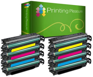 Compatible CE400A Toner Cartridge for HP - Printing Pleasure