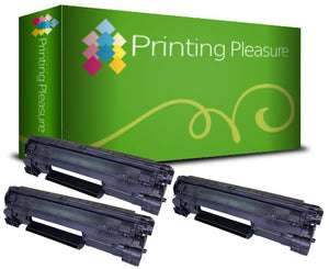 Compatible CB435A 35A Toner Cartridge for HP - Printing Pleasure