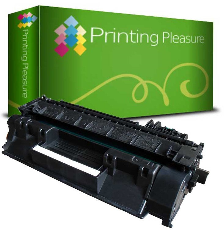 Compatible CE505X 05X Toner Cartridge for HP - Printing Pleasure
