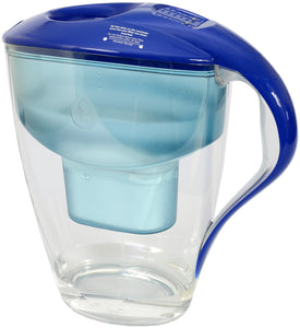 Water Filter Jug Dafi Astra Unimax 3.0L with Free Filter Cartridge - Blue - Printing Pleasure