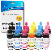 Load image into Gallery viewer, 6 XL Universal Refillable Ink Compatible - 100 ml - Printing Pleasure
