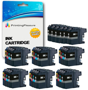 Compatible LC-127XL LC-125XL Ink Cartridge for Brother - Printing Pleasure