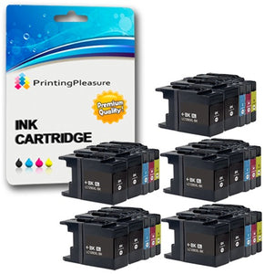 Compatible LC1280XL Ink Cartridge for Brother - Printing Pleasure