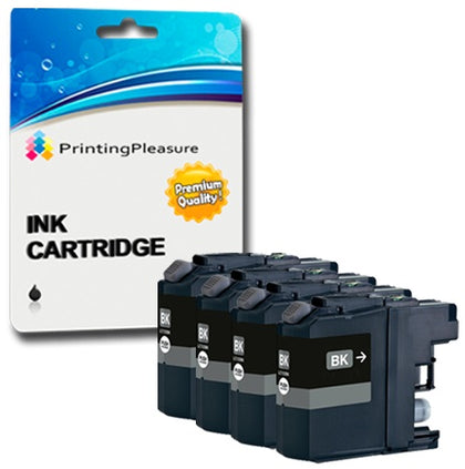 Compatible LC221 Ink Cartridges for Brother - Printing Pleasure