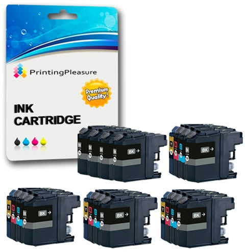 Compatible LC3211 Ink Cartridges for Brother - Printing Pleasure