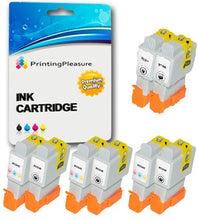 Load image into Gallery viewer, Compatible BCI-24 BCI-21 Ink Cartridges for Canon - Printing Pleasure