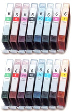 Load image into Gallery viewer, Compatible BCI-6 Ink Cartridges for Canon - Set of 8 - Printing Pleasure