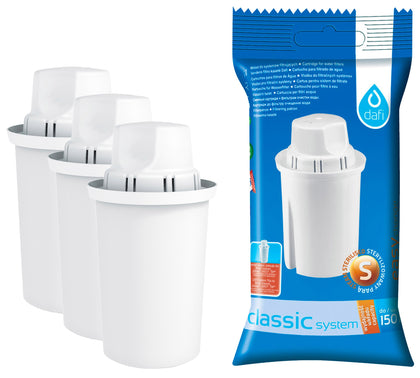 Dafi Classic Water Filter Cartridges for Brita Classic and Dafi Classic Jugs - Printing Pleasure