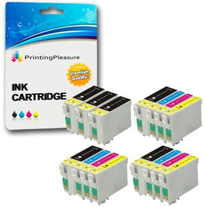 Compatible T1301-T1304 Ink Cartridges for Epson - Printing Pleasure