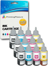 Load image into Gallery viewer, Compatible T6641 T6642 T6643 T6644 Refill Ink Cartridges for Epson - Printing Pleasure