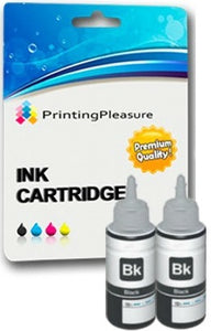 Compatible T6641 T6642 T6643 T6644 Refill Ink Cartridges for Epson - Printing Pleasure