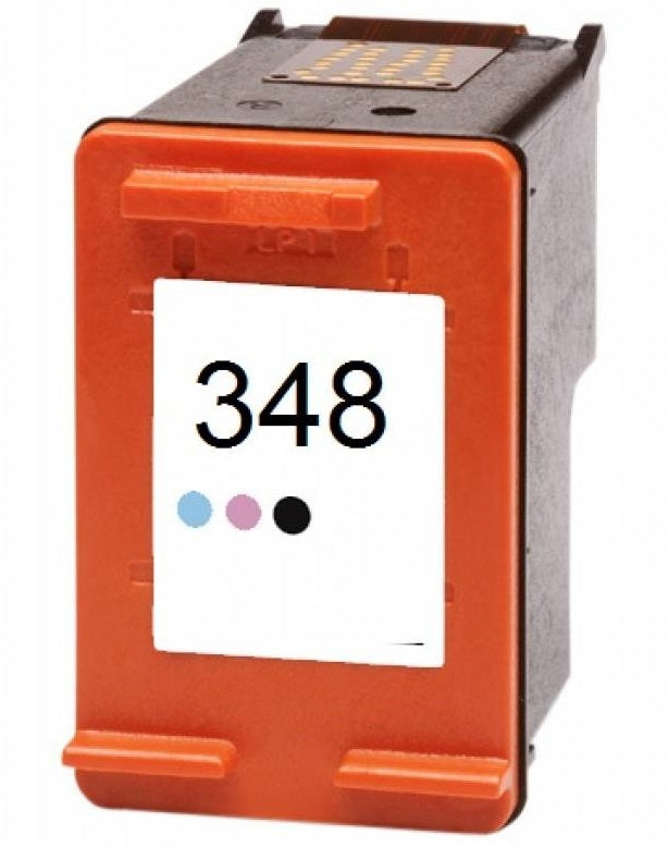 Remanufactured 348 Ink Cartridge Replacement for HP - Printing Pleasure