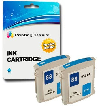 Compatible HP 88XL Chipped Ink Cartridge Replacement - Printing Pleasure