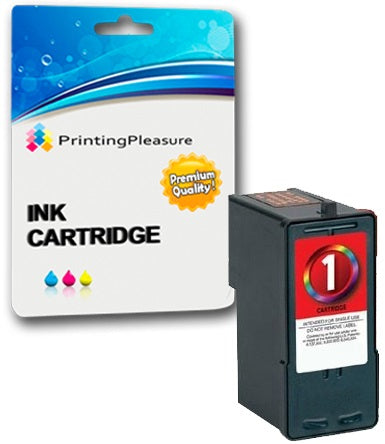 Remanufactured Lexmark No. 1 Ink Cartridge - Printing Pleasure
