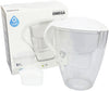 Water Filter Jug Dafi Omega Unimax 4.0L with Free Filter Cartridge - White - Printing Pleasure