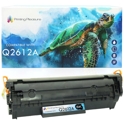 Compatible Q2612A 12A Canon FX-10 FX-9 303 703 Toner Cartridge - Printing Pleasure
