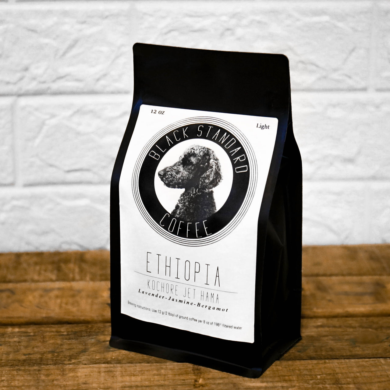 Ethiopia Kochore Jet Hama | Light Roast - Black Standard Coffee