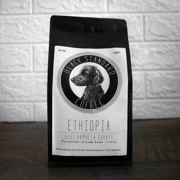 Ethiopia Guji Hambela Dabaye | Light Roast - Black Standard Coffee