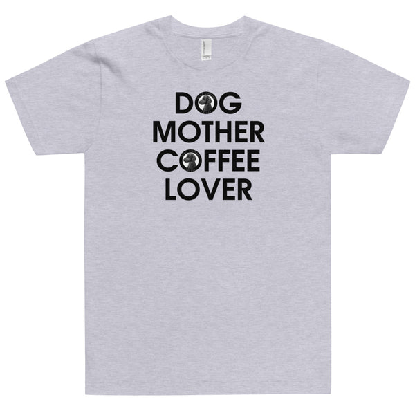 Dog Mother Coffee Lover - Black Standard Coffee