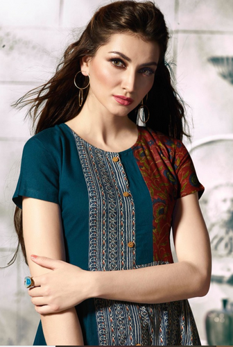 KT0702(XXL)12 - Stylish Kurti Tapsi Pannu Vol 2