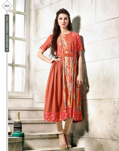 KT0702(XXL)03 - Stylish Kurti Tapsi Pannu Vol 2