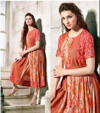Load image into Gallery viewer, KT0702(XXL)03 - Stylish Kurti Tapsi Pannu Vol 2