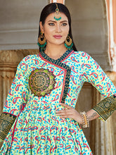 Load image into Gallery viewer, KT0102(XL)&(XXL)04 - Stylish Kurti Kajal Style Mastani Vol 2