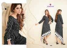 Load image into Gallery viewer, KT0103(L)06 - Stylish Kurti Arihant Nx Palchu Vol 5