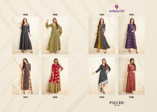 Load image into Gallery viewer, ZKT0103(L)01 - Stylish Kurti Arihant Nx Palchu Vol 5