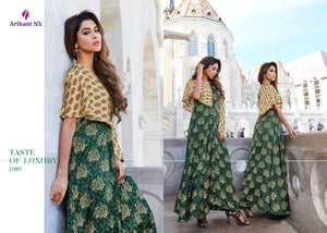 KT0104 (L) & (XL) 04 - Stylish Kurti Arihant Krishwi Vol 2
