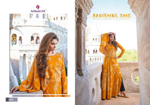 KT0107(XL)01 - Stylish Kurti Arihant Nx Rivaah Vol 3