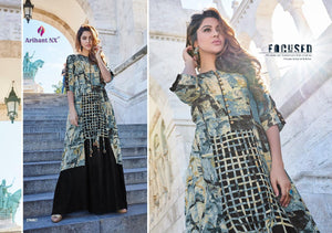 KT0107(XL)03 - Stylish Kurti Arihant Nx Rivaah Vol 3