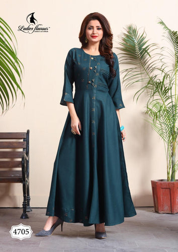 KT0106(XXL)03 - Stylish Kurti Miss World Vol 4