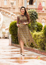 Load image into Gallery viewer, ZKT0101(XL)05 - Stylish Kurti Kajal Style Fashion Blossom Vol 3