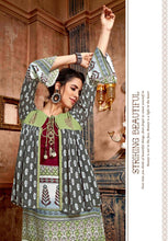 Load image into Gallery viewer, KT0105(XXL)03 - Stylish Kurti Kiana Vintage Vol 3